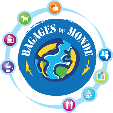 logo bagages du monde